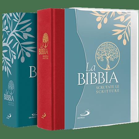 Edizioni de 'La Bibbia, Scrutate le scritture'