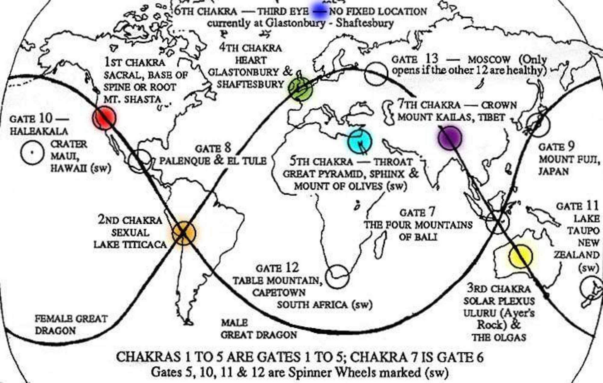 chakra-della-terra