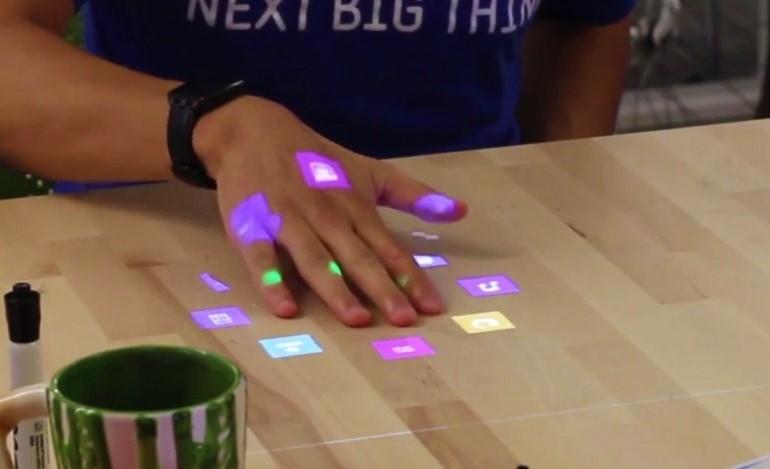 scrivania touch