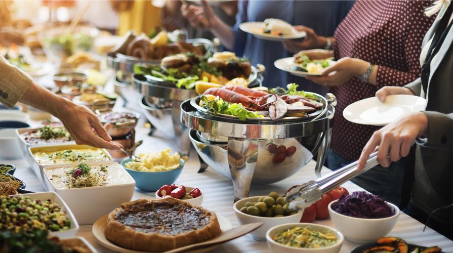 organizzare-un-buffet