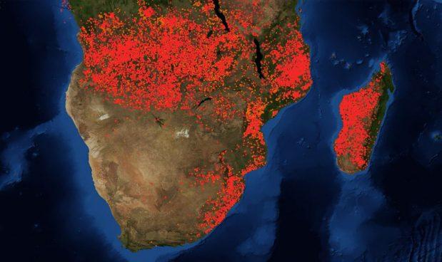 incendi-in-africa