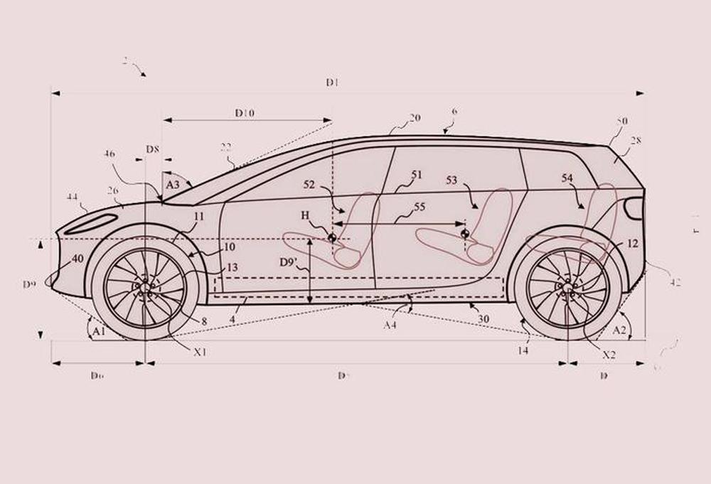 Dyson-car