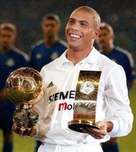 ronaldo, Cristiano e Ronaldo fenomeni a confronto
