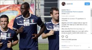 convocati, Da Balotelli a Borriello: ecco la Top11 dell'Italia che poteva giocare in Spagna