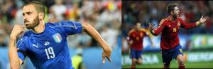 Spagna-Italia, sfide, qualificazioni, Russia 2018, Bernabeu, Spagna-Italia, basta che se magna e si vada al Mondiale