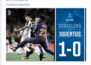 juventus, Top & flop Barcellona-Juventus: Messi crea e segna, Dybala è incantato