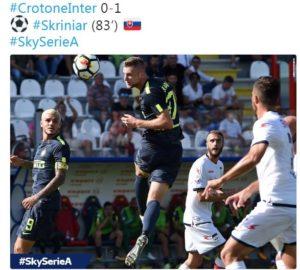 """, Top e flop Crotone-Inter: e gli interisti gridano """"Milan!"""""""