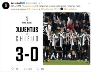 Juventus, Top e flop Juventus-Chievo: Dybala sublime, Chievo poco Inglese