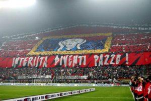 Derby, Inter-Milan: la top 10 delle coreografie del derby di Milano!