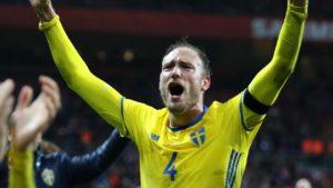 Zlatan Ibrahimovic, Andres Granqvist, Guldbollem. Svezia, Tramonta il sole sul regno di Ibrahimovic