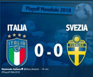 Nazionale, Top & Flop Italia-Svezia 0-0: poveri noi, stavolta è tutto vero…