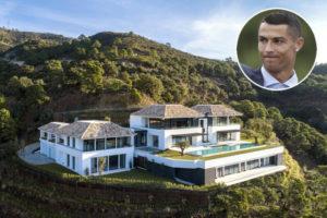 Cristiano Ronaldo, L'umile casa di Cristiano Ronaldo