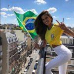 izabel goulardbrasile, La nuova musa del Brasile
