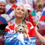 russe mondiale, Le Russe sugli spalti al Mondiale in Russia 2018