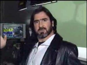 """Eric Cantona, Eric Cantona ed è subito """"personalità"""""""