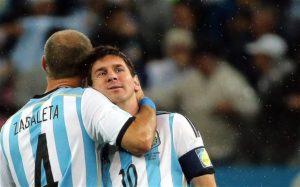 """Messi, Zabaleta:""""Messi si addormentava in macchina"""""""