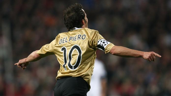 DEL PIERO, 5 Novembre il D-day ovvero il Del Piero day
