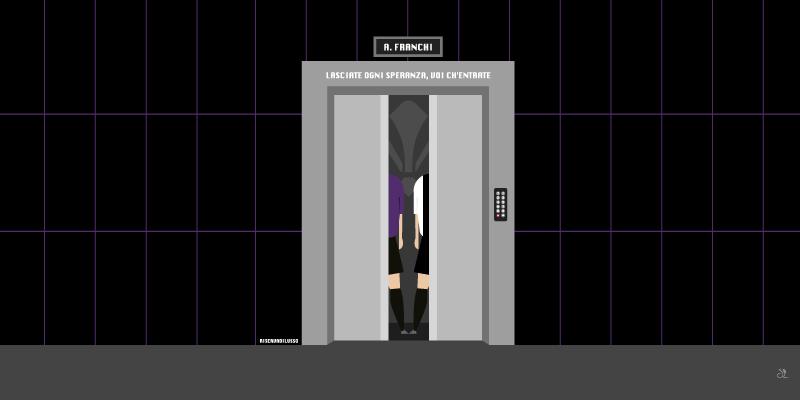 Fiorentina, Fiorentina – Juventus: 90 minuti all'inferno