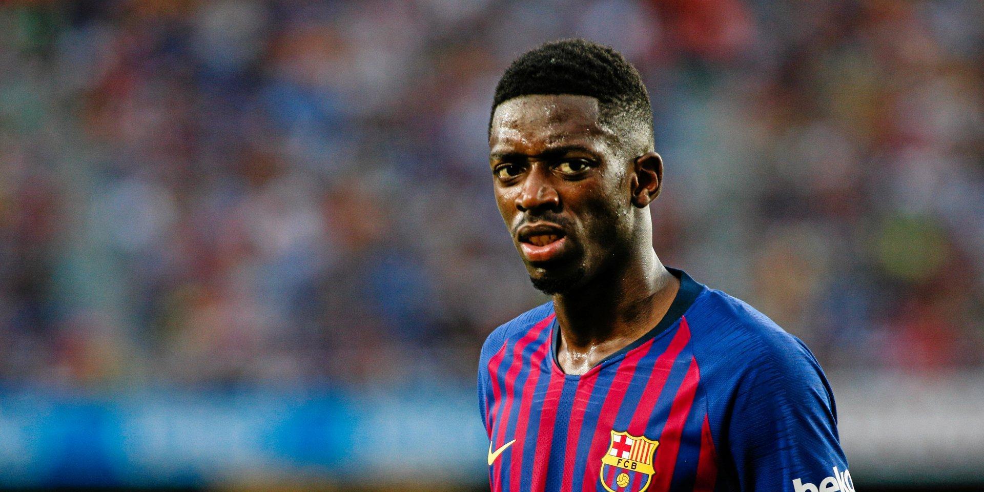 dembelè, Le regole del Barcellona per Dembelè