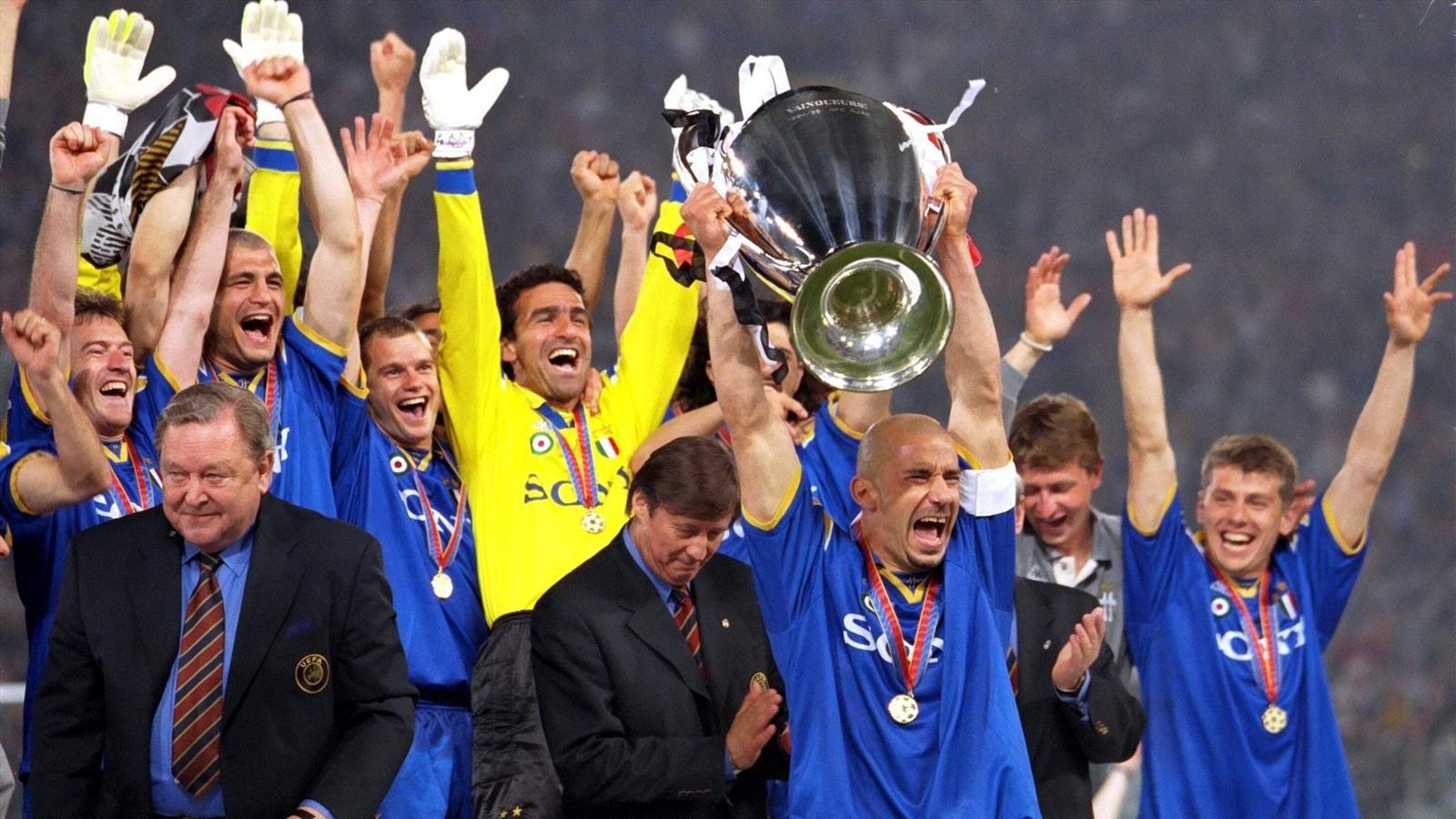 UEFA, Le squadre europee del Grande Slam