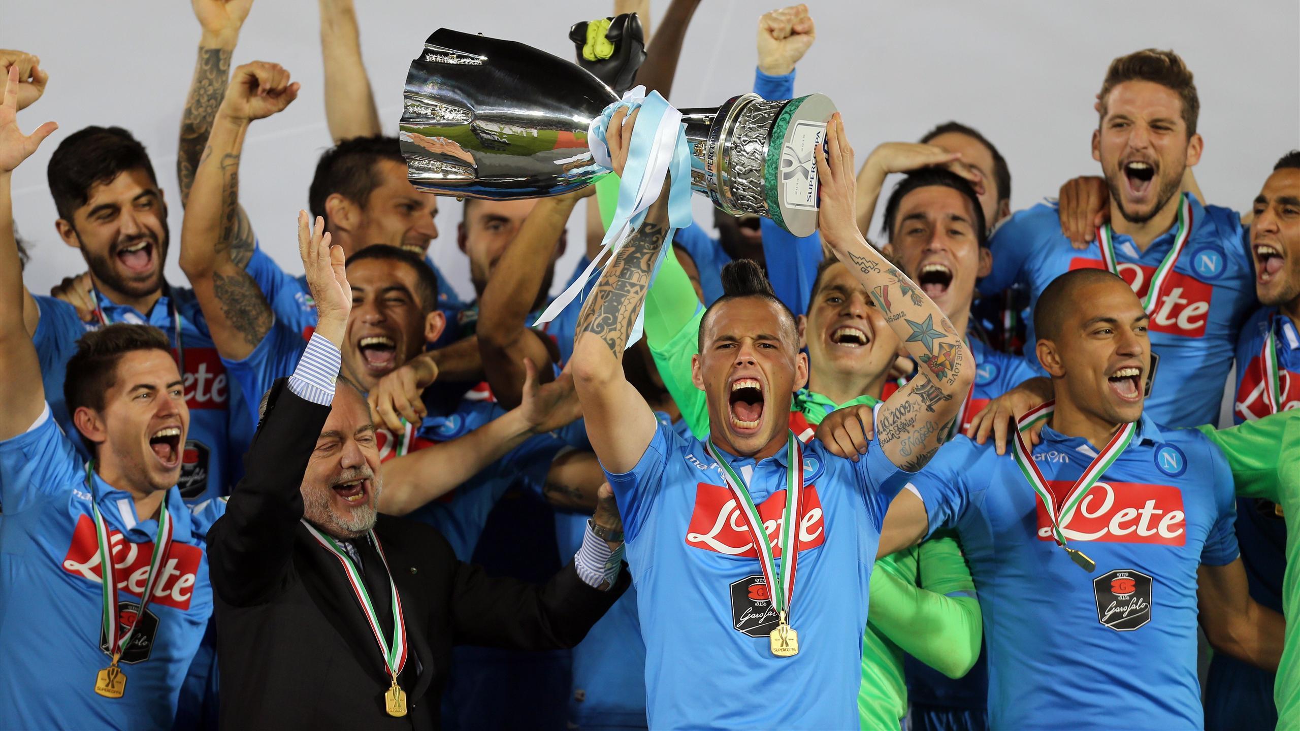 Supercoppa italiana, Le Supercoppe italiane…straniere