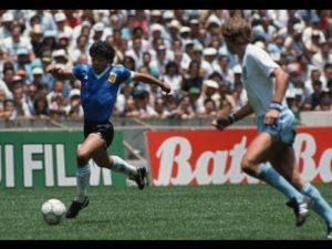 argentina inghilterra, [VIDEO]Le partite storiche: Argentina vs Inghilterra 2-1