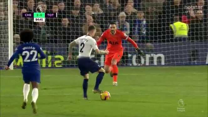 trippier, [VIDEO]Il fantastico autogol di Trippier