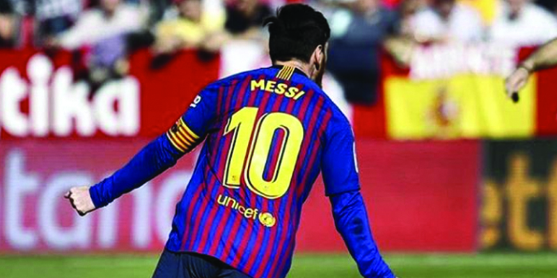 messi, (VIDEO) Una bomba su punizione di Messi! Villareal-Barcellona 4-4 tutti i gol!