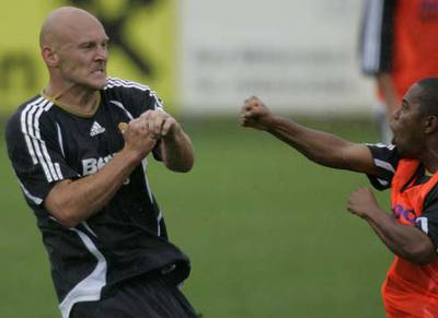 bomber, (VIDEO) Bomber Cattivissimi: Thomas Gravesen