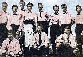 genoa, Le sei squadre più vecchie d'Italia