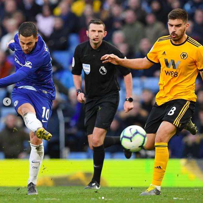 HAZARD, [VIDEO]Il fantastico gol di Hazard