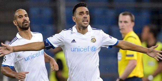zahavi, L'Euro gol di Zahavi