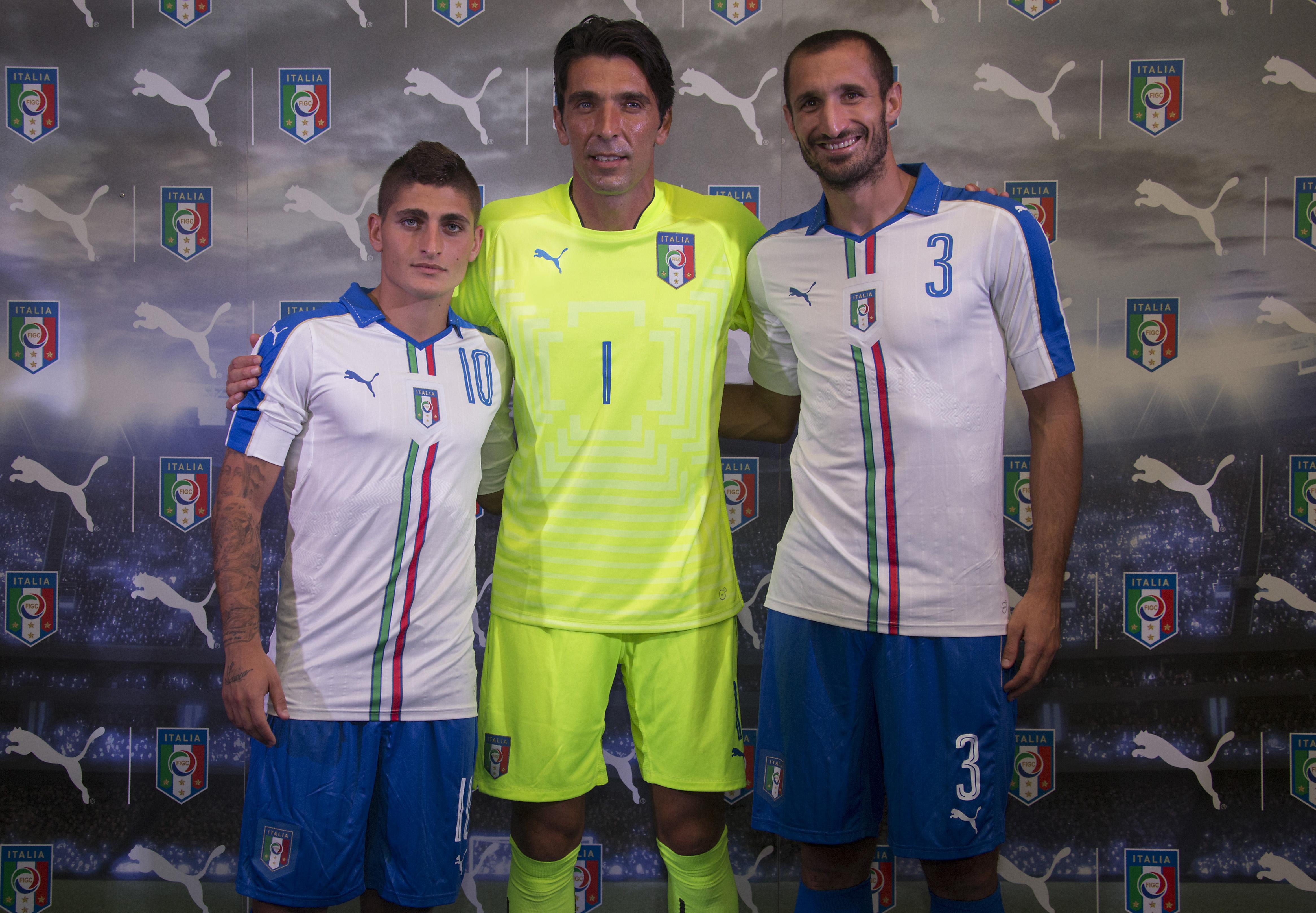 Balotelli, Buffon, Verratti, Balotelli, Buffon, Verratti: il podio degli azzurri più social