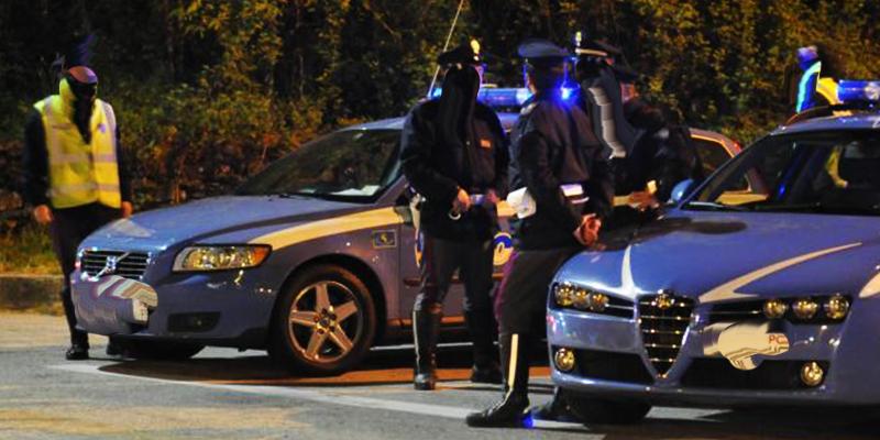 tifosi, 5 tifosi olandesi fermati al casello di Settimo Torinese!
