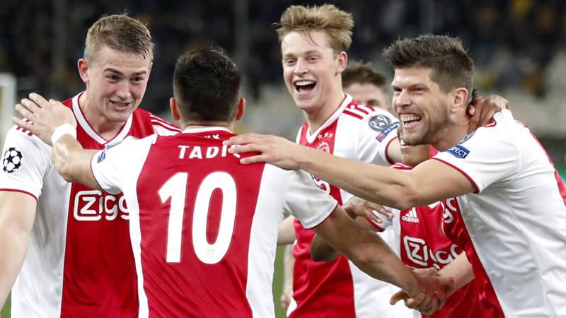 ajax, (VIDEO)Ecco come si prepara l'Ajax alla sfida di questa sera contro la Juventus!