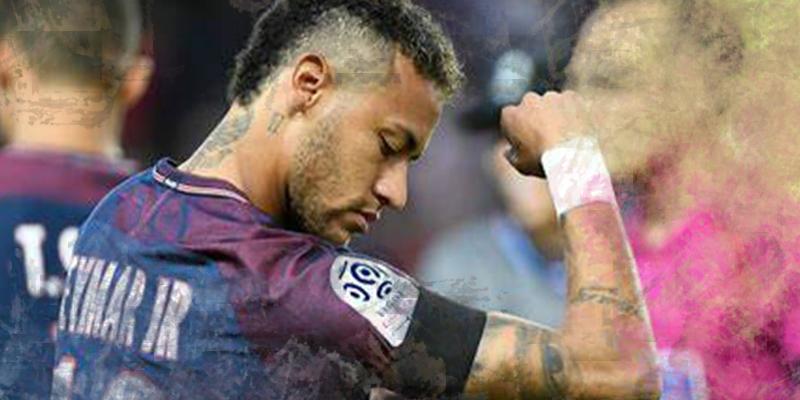 neymar, (VIDEO) Neymar tira un pugno in faccia ad un tifoso!
