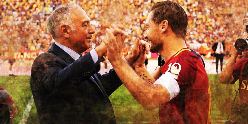 allenatore, La Roma spinge per portare nella capitale il nuovo allenatore