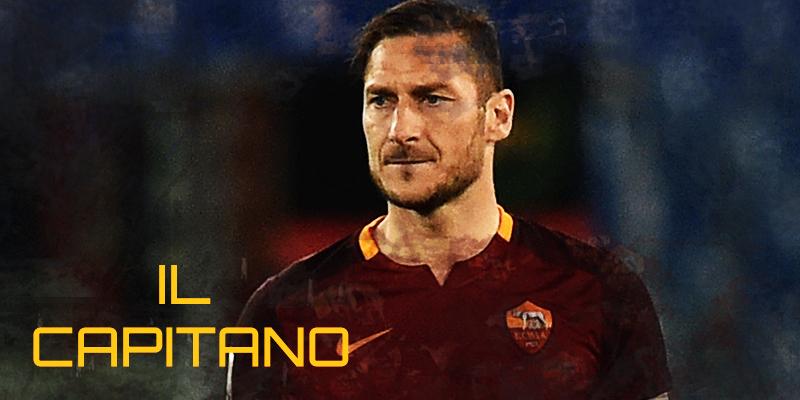 totti, Francesco Totti la Serie Tv. In programma l'uscita!