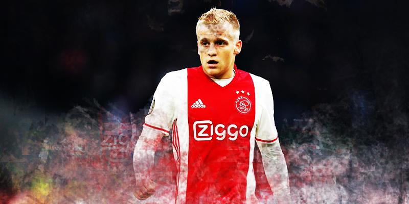 van de beek, Ajax in vantaggio con Van De Beek!