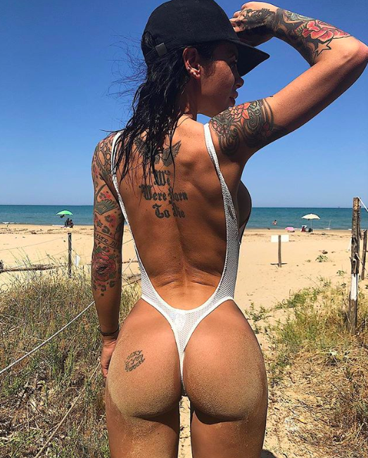 ALESSIA MUCCI, Alessia Mucci, scopriamola