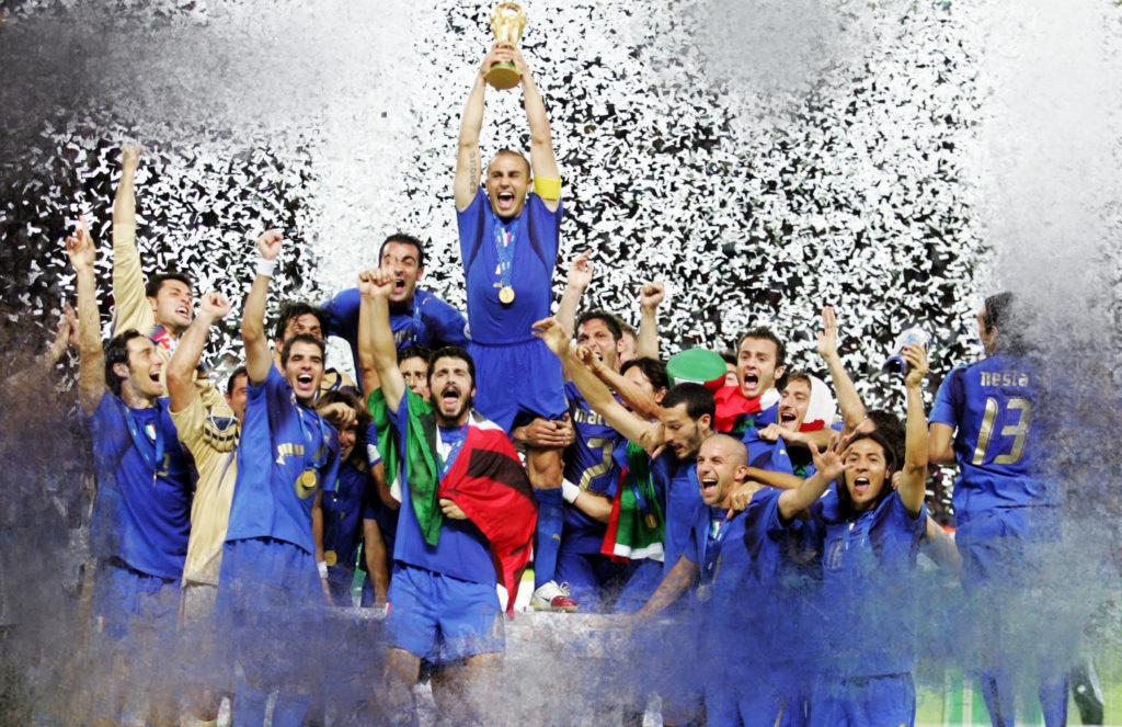 campioni del mondo, Ma che fine hanno fatto i campioni del Mondo di Germania 2006?