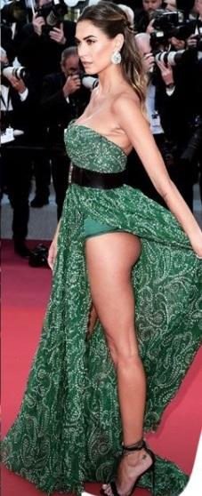 melissa satta, Melissa Satta in versione Cinema di Cannes! (FOTOGALLERY)