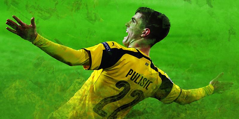 pulisic, (VIDEO) Perla di Pulisic e Borussia Dortmund in vantaggio!