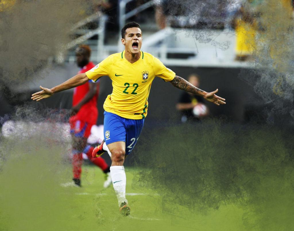 , La pennellata del brasiliano!