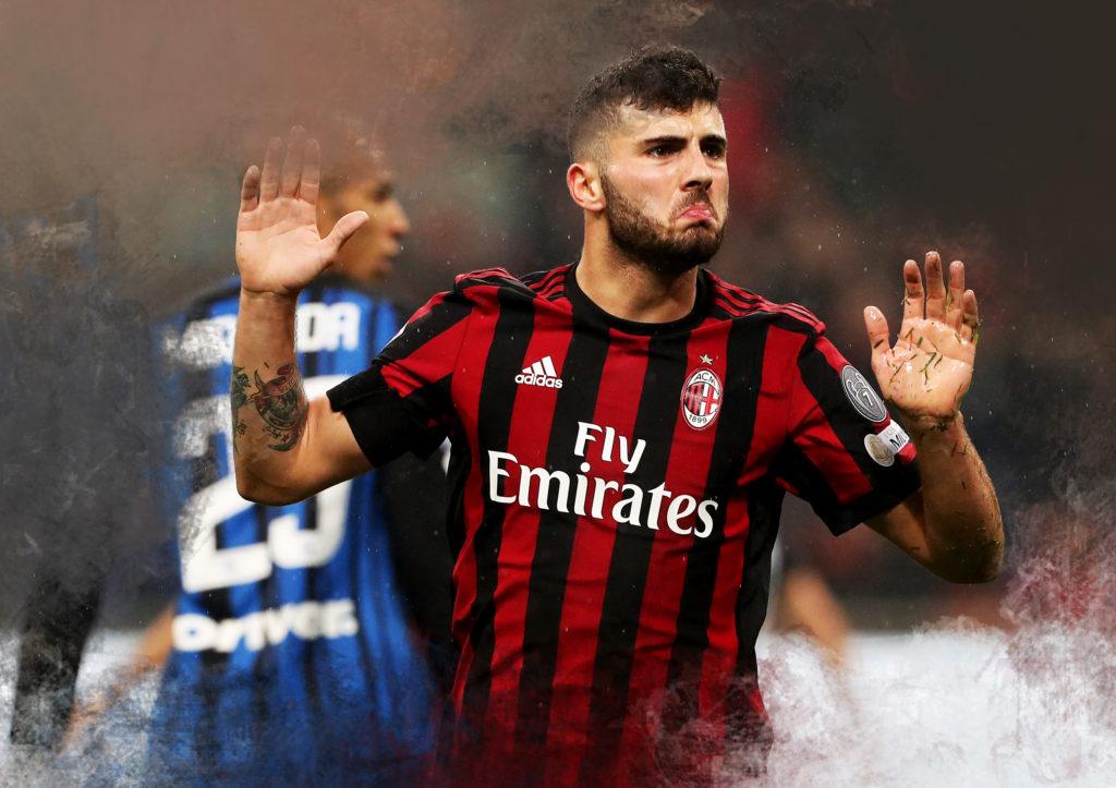 cutrone, Il Milan potrebbe privarsi di Cutrone per arrivare al giovane talento italiano