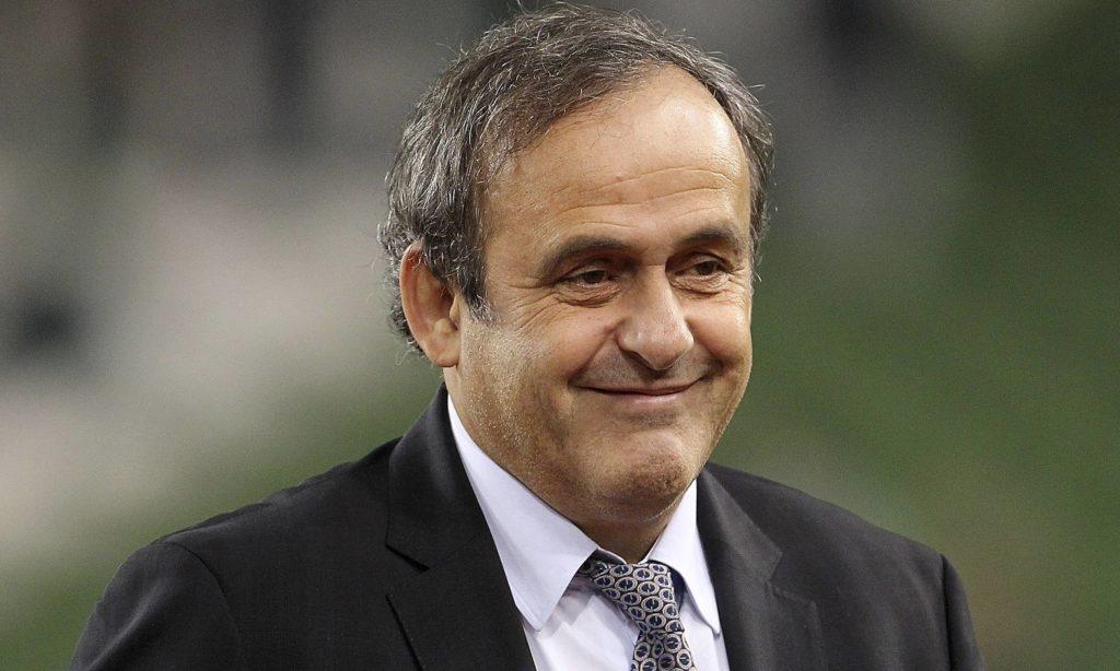 accuse, Platini arrestato per le accuse di corruzione!