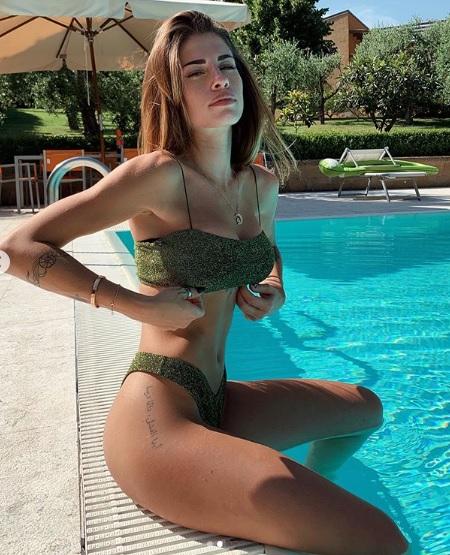 "nasti, Chiara Nasti:""Non bevo acqua da due anni"""