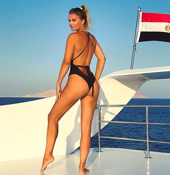 eva henger, Eva Henger e le sue vacanze in Egitto! (FOTOGALLERY)