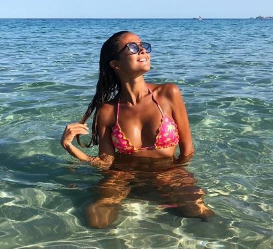 palmas, Giorgia Palmas confermata alla guida di Milan TV
