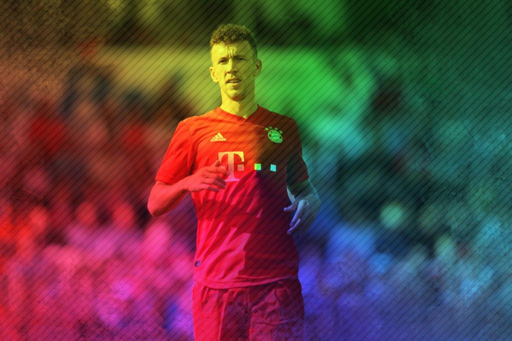 , Ivan Perisic segna il suo primo goal con la maglia del Bayern Monaco